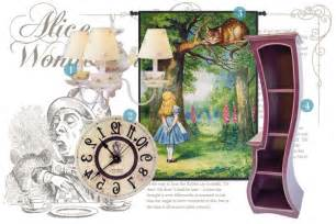 alice in wonderland inspired home d 233 cor