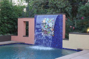 Ponds In Backyard Personalized Mosaic Art Pool By Michael Glassman