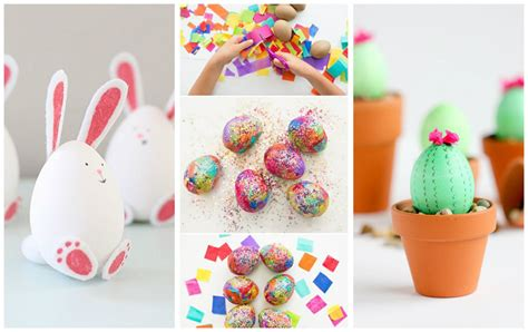 easter egg ideas easter craft ideas 17 cute easy ways to decorate easter