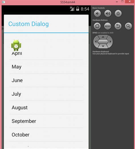 android custom dialog view not fit in the dialog layout custom listview in a dialog in android edumobile org