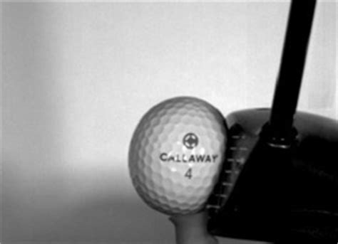 golf swing compression golf ball compression at 150 mph plugged in golf