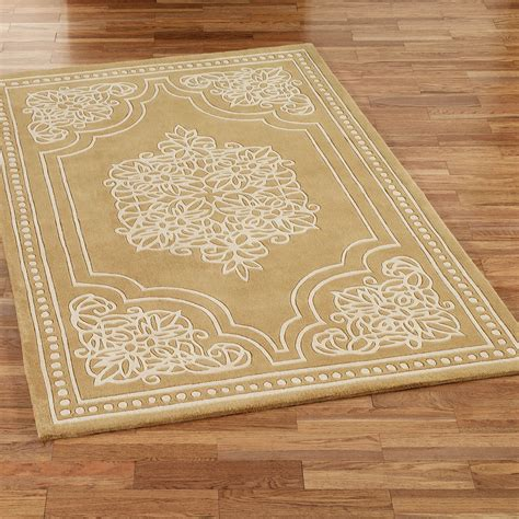 lace rug golden lace area rugs