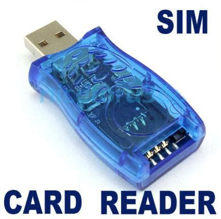 how to make sim card reader sim card reader the gadget