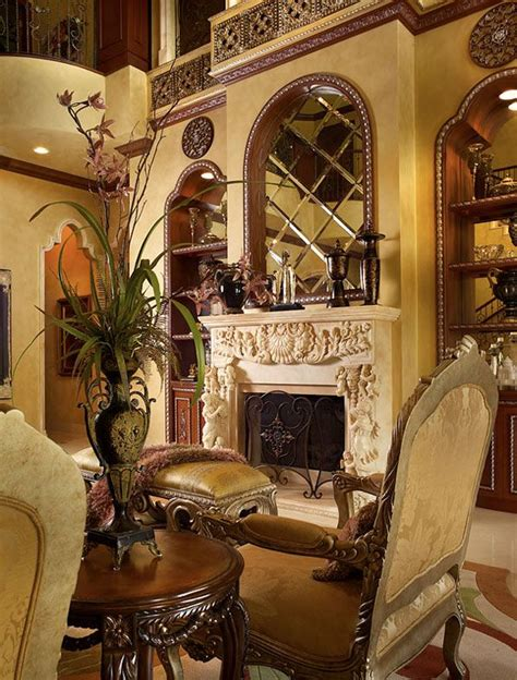 tuscan home interiors tucan hearth indeed decor dream spaces pinterest