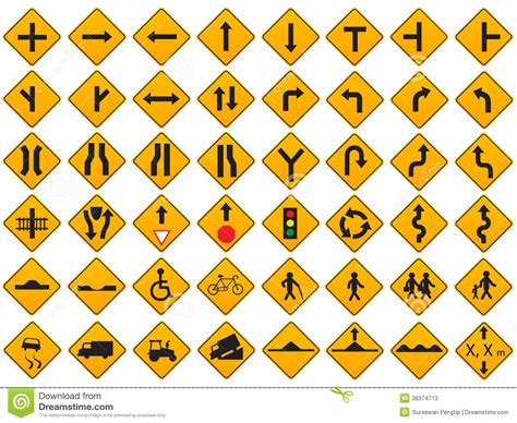 Printable Road Signs For Nc | image gallery nc dmv road signs
