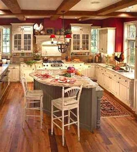 country cottage kitchen cabinets country cottage kitchen kitchens pinterest