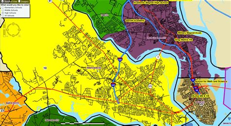 Charleston County School Zone Maps