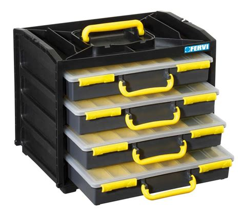 plastic rolling tool box with drawers rack with 4 plastic tool organizer boxes c313 plastic