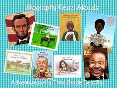 list of biography books for 3rd grade 1000 images about biography on pinterest biography