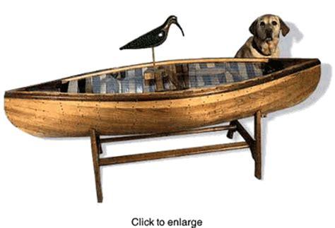 Canoe Coffee Table by Canoe Coffee Table