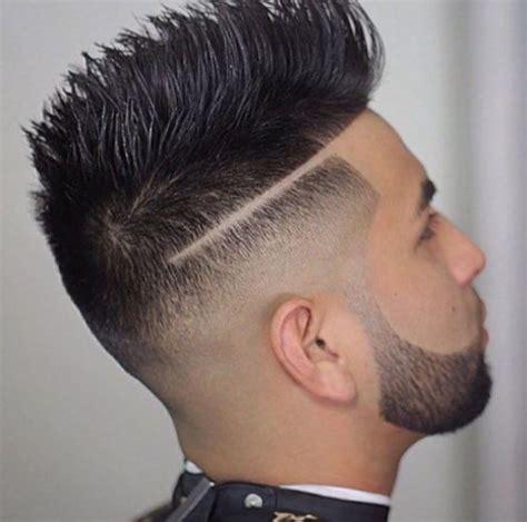 coiffure homme 2018 noir