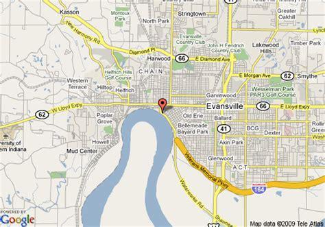 indiana resort map lemerigot at casino aztar evansville deals see hotel