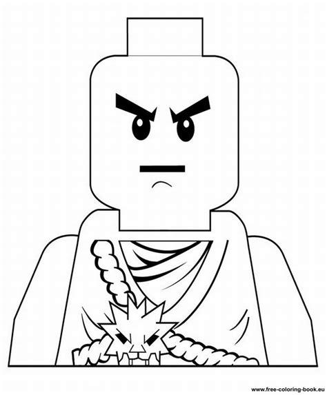 Coloring Pages Lego Ninjago Printable Coloring Pages Online Ninjago Zane Coloring Pages