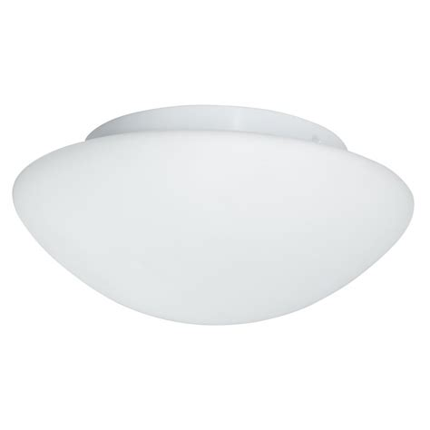 Small Ceiling Light Opal Dome Small Flush Bathroom Ceiling Light