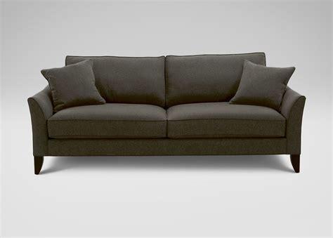 ethan allen furniture sofas carlotta sofa sofas loveseats