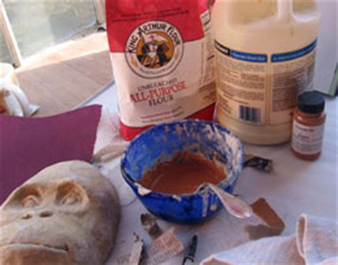 What Can You Make With Paper Mache - paper mache recipes ultimate paper mache