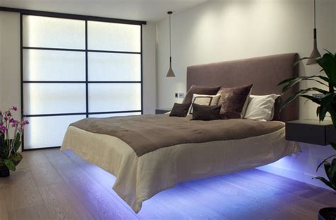 master bedroom contemporary bedroom london by