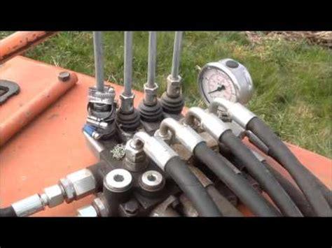 distributeur hydraulique 'essai avec benne artisanale' | doovi