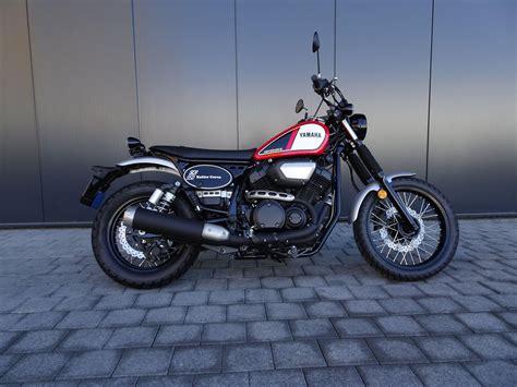 Yamaha Motorrad Wei by Motorrad Occasion Kaufen Yamaha Scr 950 Weiss Keller Motos