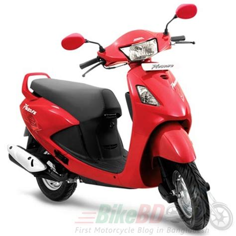 list of honda scooty honda pleasure review by team bikebd bikebd