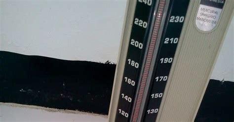 Kalibrasi Tensimeter pengecekan alat pengukur tekanan darah tensimeter air raksa dukun digital