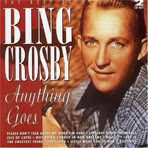 bing crosby lyrics lyricspond