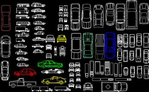 blocks  cars    autocad cad   kb