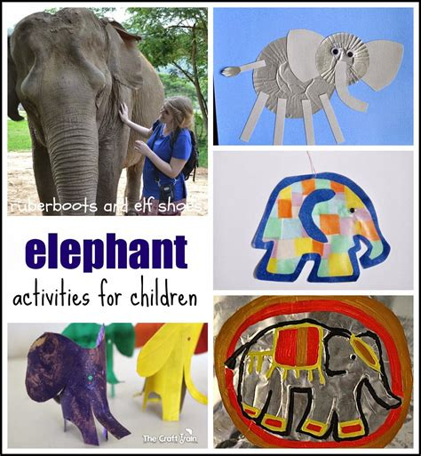 rubberboots and elf shoes rubberboots and elf shoes elephant activities for