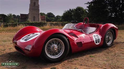 1960 Maserati Tipo Birdcage
