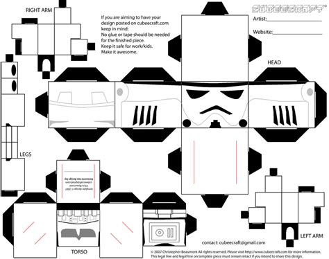 Paper Craft Wars - papercraft on paper toys paper models and