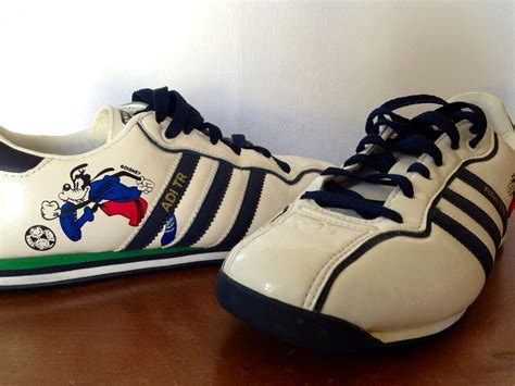 soccer tennis shoes adidas disney goofy soccer tennis shoes by