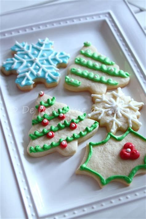 christmas cookie decorating ideas sweets pinterest