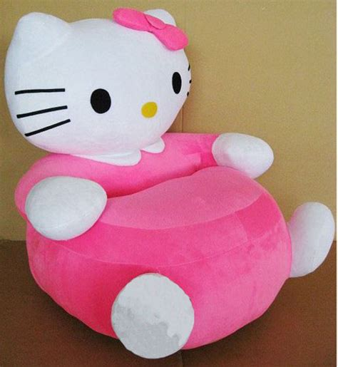 hello kitty kids sofa hello kitty kids plush inflatable sofa chair pink