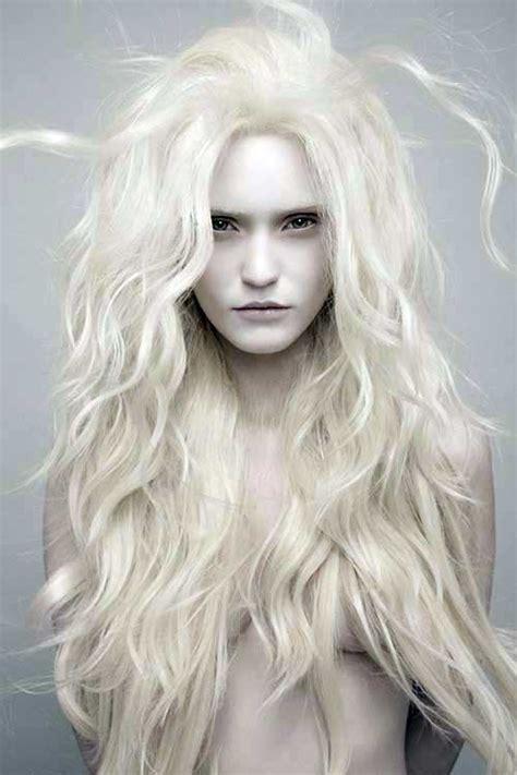 Albino Hairy Pubic Hair | 30 cabelos platinados femininos fotos lindas e passo a