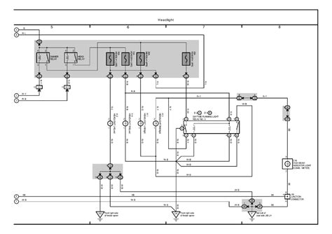 diagram 2004 overall electrical wiring 1 autozone diagram