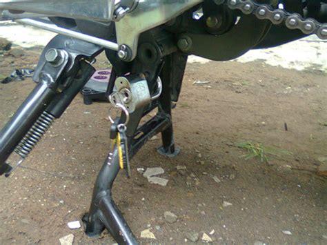 Gembok Yang Bagus 9 tips agar motor aman dari pencurian maling ridergalau