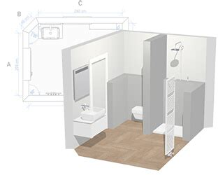 planificador de baño: diseñe el cuarto de baño de sus