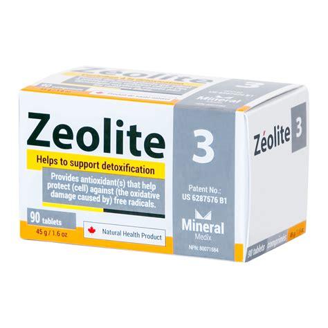 Dr Detox Zeolite by Zeolite 3 By Mineral Medixmineral Medix