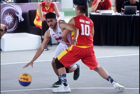 pemain indonesia test event basket 3x3 asian 2018 republika