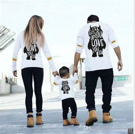 2017 New Family Print Shirt 100% Cotton T Shirt Mother And Father Son Clothes Princess Prince