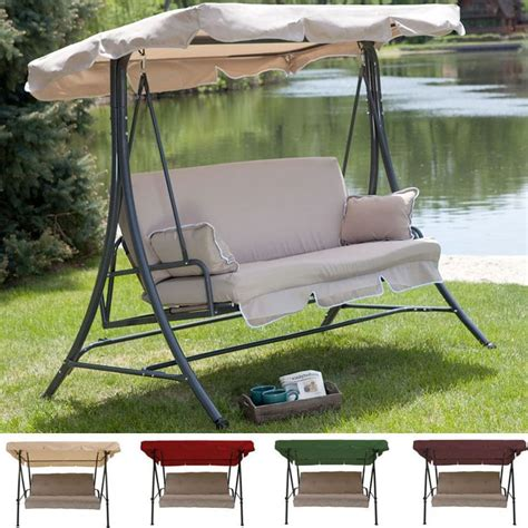 Universal Patio Swing Sling Universal Replacement Swing Canopy X Large Riplock 350