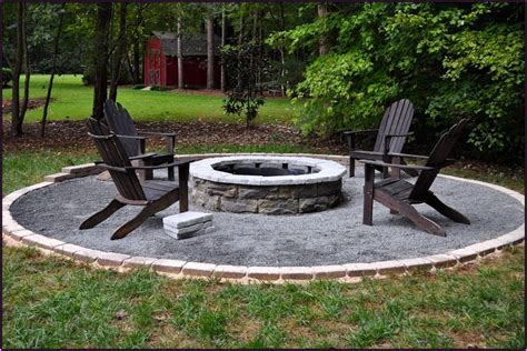 Backyard Fire Pit Ideas Landscaping Large And Beautiful Backyard Pit Landscaping Ideas