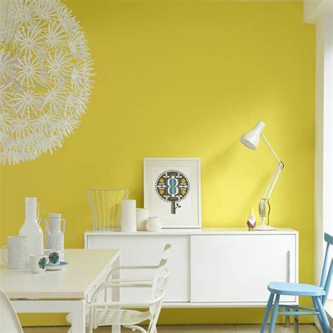 Deco Mur Jaune by Craquez Pour Une D 233 Co Jaune Citron