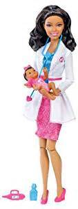 black doll doctor i can be baby doctor american