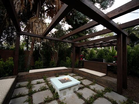 Outdoor Patio Firepit Pit Design Ideas Outdoor Spaces Patio Ideas