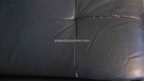 Bonded Leather Peeling by 356 Southern Motion Furniture Complaints And Reports