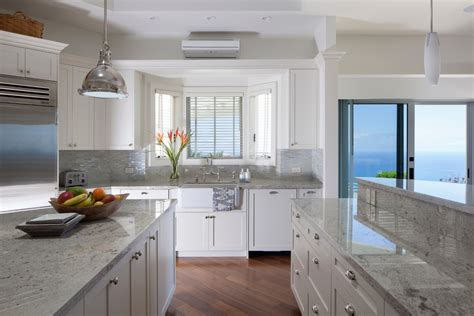 white cabinets with river white granite river white granite countertops kitchen traditional with