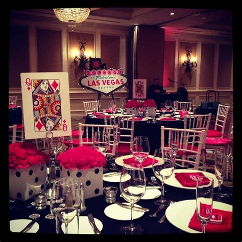vegas themed party popular prom themes rent my wedding blog