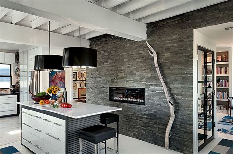 kitchen fireplace design ideas trends give your kitchen a sizzling makeover with a