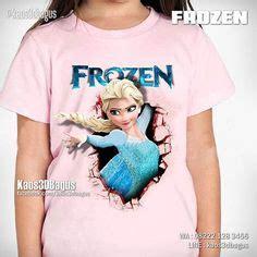 Kaos 3d T Shirt 3d Elsa Frozen Raglan Putih Biru kaos 3d superman kaos 3d kaos 3d bagus kaos 3d umakuka kaos3dmurah kaos3dbandung